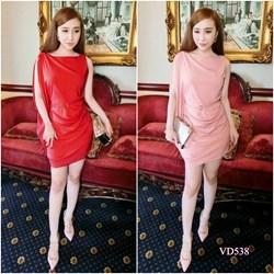 Đầm ôm hở tay Bella VD538 - V140