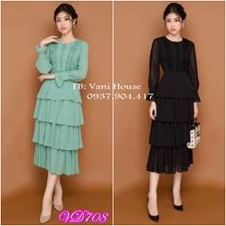 Đầm xòe 4 tầng VD708 - V225