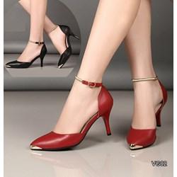 Giày cao gót quai lò xo sành điệu VG02 - V200