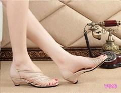 Giày sandal quai chéo VG18 - V75